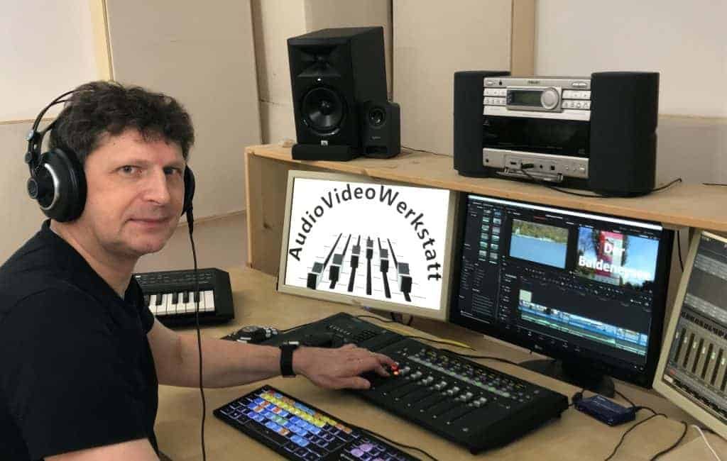Drucker, Software, Video – Michael Trelenberg kann IT